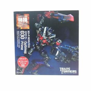 Kaiyodo Special Effects Revoltech 030 Optimus Prime Size 22x22x7.01cm 285.7g