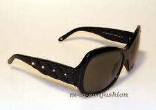 Occhiali da sole da donna con lenti in nero Versace e mantatura in plastica