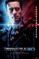 Terminator 2: Judgement Day [3D Bluray Disk]