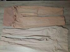 Schicke Umstandskleidung Schwangerschaftshose Hose rosa ? Damen H&M S. Oliver 40