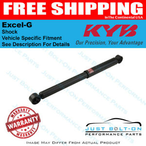 KYB EXCEL-G Rear for Toyota Land Cruiser 1998-06 345023