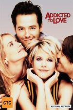 """Addicted To Love (DVD, 1998)""""EX RENTAL I CAN POST DISC, CASE, AND ARTWORK FOR $3"""