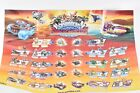 Skylanders Superchargers Toys R Us Poster Checklist 26 x 15 B20