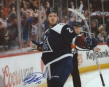 Mikhail Grigorenko Signed 8x10 Photo Colorado Avalanche Autographed COA