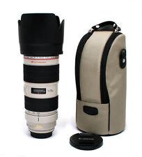 Canon EF 70-200mm f2.8 L IS II USM AF Zoom Lens  25369
