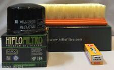Gilera 500 Nexus / Sp Service Kit (Luftfilter / Ölfilter und Zündkerze)