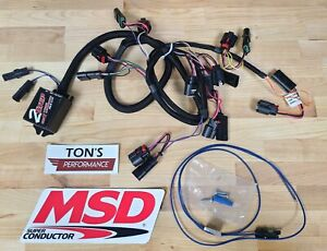 OB MSD-87331 LT 2-STEP LAUNCH CONTROL- Gen V 14-19 Camaro Corvette CTS 6.2L GM