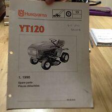 Husqvarna Yt120