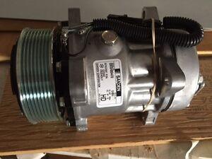 Sanden Compressor 4864