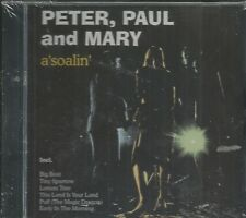 PETER, PAUL AND MARY - CD - A 'Soalin' - BRAND NEW