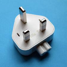 """2 x Apple Macbook Air 11"""" Pro 13 15 17 MagSafe UK 3 Pin Power Plug"""