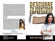 Descubre Tu Identidad Empresarial : 7 Simples Pasos de Cómo Iniciarte en la...