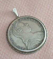 Maria Theresia Taler Münze 1780 als Medaille Silber S.F