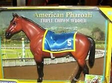 CLASSIC BREYER #9184 AMERICAN PHAROAH FAMOUS 2015 TRIPLE CROWN WINNING HORSE NIB
