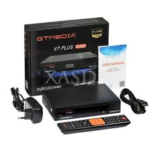 DVB-S2 DVB-T2 Satellite TV Receiver 1280x1024P Support H.265 GTMEDIA V7 PLUS xa*