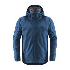 Haglofs Stratus insulated Gore-tex Jacket Men - Various Sizes Blue Ink