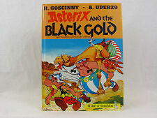 GUC Asterix and the Black Gold R. Goscinny A. Uderzo Comic Story Hardcover Book