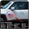 Adesivi Jeep Renegade sportello BANDIERA americana effetto consumato graffiato