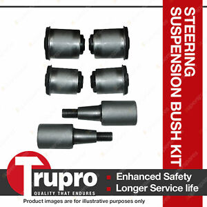 Trupro Front Control Arm Lower Bush Kit For Ssangyong Actyon Sports Kyron Rexton