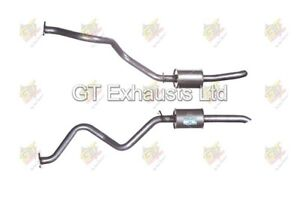 For Land Rover Discovery 2.5TDI 1998-2004 Rear Exhaust & Tail Pipe - LR176M