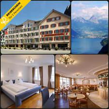 Hotelgutschein Schweiz Vierwaldstättersee 3 Tage 2 Personen 4* Hotel Reiseschein