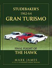 NEW Studebaker GT Hawk Final Flight book