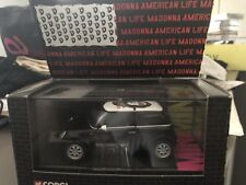 Madonna American Life Corgi Mini Cooper BMW - 100% Authentic - Numbered