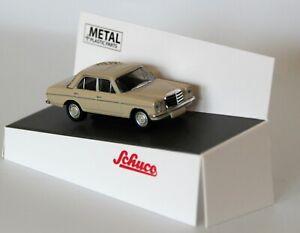 Schuco 452659600 Spur H0 Mercedes-Benz /8, beige 1:87 #NEU in OVP