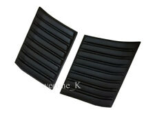 BONNET SCOOP VENT TRIM BLACK FOR FORD RANGER RAPTOR PICKUP 2012 2013 2014 15 16
