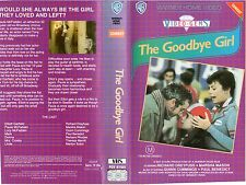 THE GOODBYE GIRL - Dreyfuss VHS -PAL -NEW - Never played!! - Original Oz release