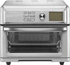 Cuisinart - Digital Air Fryer Toaster Oven - Stainless Steel