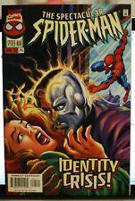 SPECTACULAR SPIDER-MAN #245 FIRST PRINT MARVEL COMICS (1997) CHAMELEON