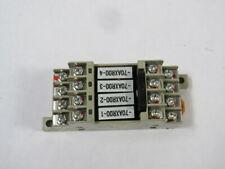 Omron G6D-F4B-24VDC Terminal Relay Socket 24VDC 3A 250VAC ! AS IS !