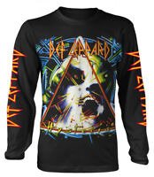 Def Leppard 'Hysteria' Long Sleeve Shirt - NEW & OFFICIAL