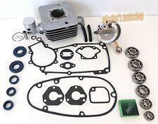 SIMSON S50 Motorkit Zylinderset 63 ccm inkl. SNH - Lager, Kurbelwelle in NEU