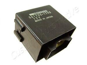 88-90 MITSUBISHI GALANT SIGMA DOOR LOCK CONTROL MODULE 0617001740 relay