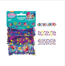 Shimmer and Shine Confetti Value Pack Mini Cutouts decoration Genies