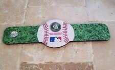 MLB Snap Wrist Bracelet... So Much Fun!!!