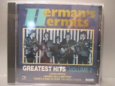 Greatest Hits,Vol.2 by Herman's Hermits[Digitally Remastered Audio CD] Brand New