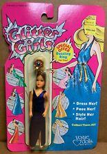 """Ring BRAND NEW! Matchbox Lesney Vtg 1982 Vogue Glitter Girls  5 1//2/"""" Doll Jade"""