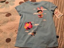Girls Paul Frank Size 6x Easter Shirt NWT