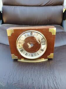 Vintage Bentima mantel clock