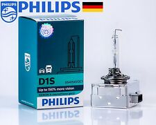 NEW Philips D1S Xenon Xtreme Vision gen2 +150% Car Headlights Bulb 85415XV C1