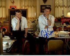 GREG KINNEAR Signed THE KENNEDYS JOHN F. KENNEDY JFK w/ BARRY PEPPER Photo