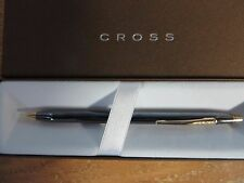 Cross Century Titanium 0.5MM Pencil 23kt Gold Plated Appointments Made in USA