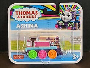 Thomas & Friends Metal Engine Ashima Rainbow MultiColor Train Multicolor Wheels