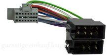 PANASONIC Radio Adapter Kabel Stecker Auto CQ DFX HR RX HX RDP DP VCD C MX ISO