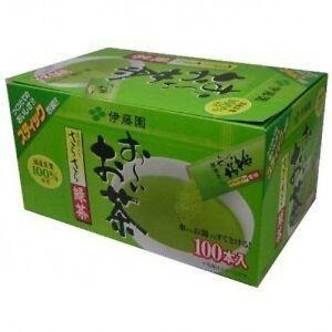 New! ITO EN Oi Ocha Stick Powder instant green tea 100 Matcha Blend ITOEN Japan
