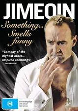 Jimeoin - Something Smells Funny (DVD, 2012)