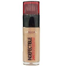 (EUR 1,65/10 ml)2x Loreal Paris Indefectible Make Up 24 Std. Halt 145 Rose Beige